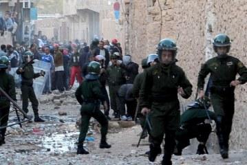 غرداية: أزمة ممتدة في عهدة بوتفليقة
