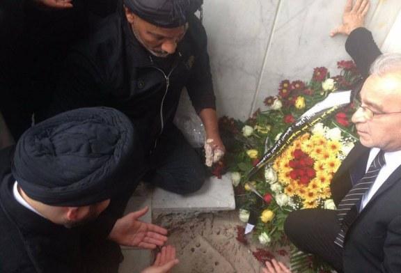 تداعيات دفن الجلبي في الحضرة الكاظمية
