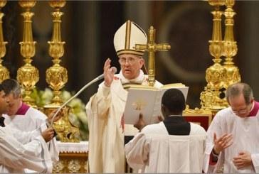 مرجعية الفاتيكان وسيناريو البابا في العراق