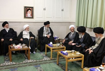 المرجع الأعلى في إيران
