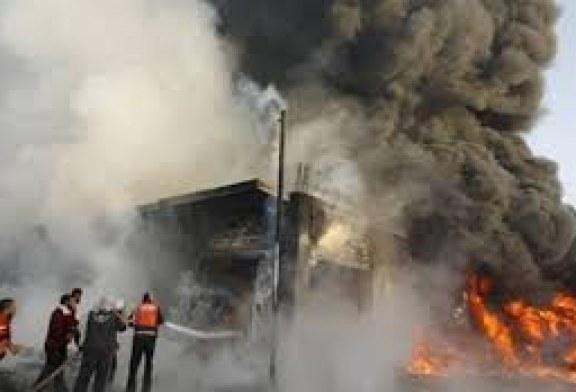 هل تعتقد أن تفجير أكدسة العتاد التابعة للحشد الشعبي تم بواسطة طائرات إسرائيلية ؟