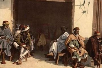 أنثروبولوجيا عهد الاستعمار والأنثروبولوجيا الأهلية