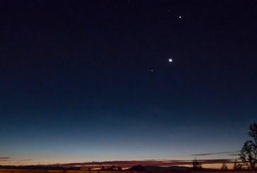 كيف نرصد الكواكب في سماء الليل؟