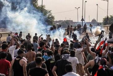 من الملاحظ تضاؤل اعمال العنف المرافقة للتظاهرات ومن الطرفين خاصة بعد استقالة عبد المهدي وبشكل ملفت، فهل هذا برأيك بسبب: