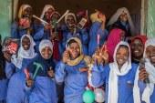 التكاتف لمساعدة الفتيات الأفريقيات على خلق مستقبل أكثر إشراقا