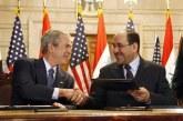 لا وجود لإتفاقية أمنية بين العراق وأمريكا !!! فماذا إذن ؟!
