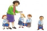 إمكانية خفض التوقع وقيمة التعزيز والموقف السيكولوجي لسلوك امتثال طفل المرحلة الابتدائية