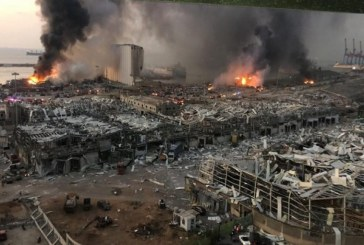 انفجار بيروت وتداعياته على لبنان
