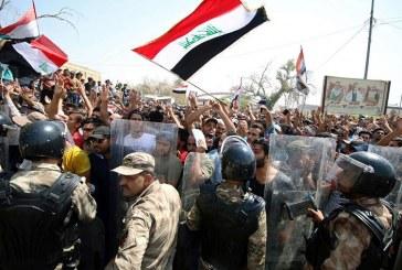 الموقف الشعبي العراقي من التدخل الإيراني