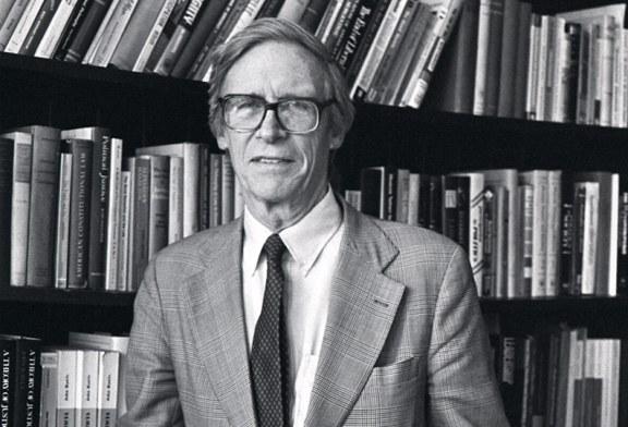 جون رولز، فيلسوف بين الاقتصاديين