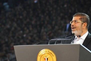 رسائل كلينتون: أحداث ما بعد الإعلان الدستوري لمرسي