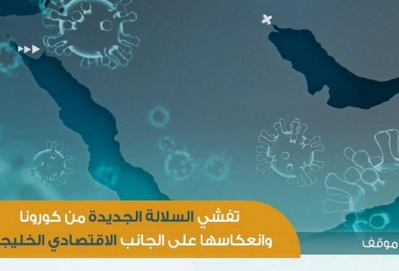 تفشي السلالة الجديدة من كورونا وانعكاسها على الجانب الاقتصادي الخليجي