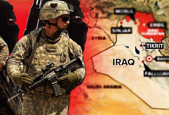 هل تتحمّل الولايات المتحدة مسؤولية مايحدث في العراق من سلبيات وايجابيات ؟