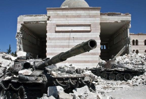 """إسرتاتيجية""""خلق منطقة آمنة في سوريا""""كآلية لحماية الأمن القومي التركي في مواجهة التنظيمات الإرهابية – داعش نموذجا-"""