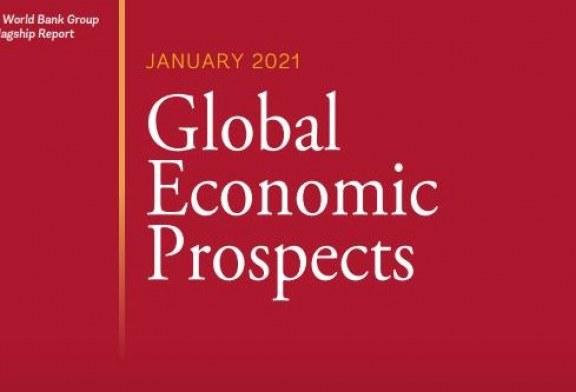 تقرير آفاق الإقتصاد العالمي 2021 الصادر عن البنك الدولي