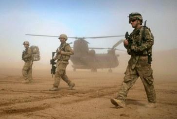 مناورة انسحاب واشنطن من أفغانستان