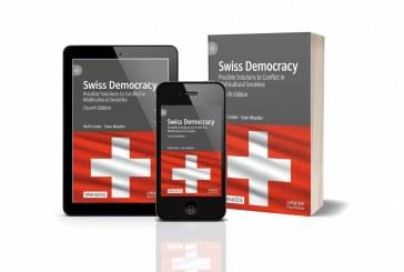 كتاب الديمقراطية السويسرية: الحلول الممكنة للصراع في المجتمعات متعددة