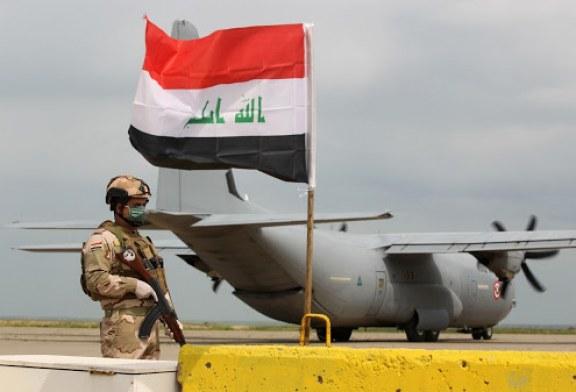 موقف العراق من التحالف الدولي ضد داعش