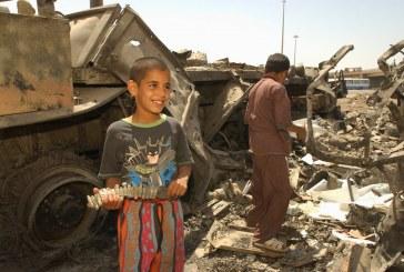 واقع العراق بعد الاحتلال الأمريكي- تحليل ابعاد الأمن الإنساني بين 2003_2011