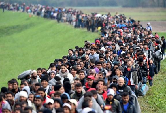 الهجرة الى أوروبا تتحول إلى ورقة سياسية